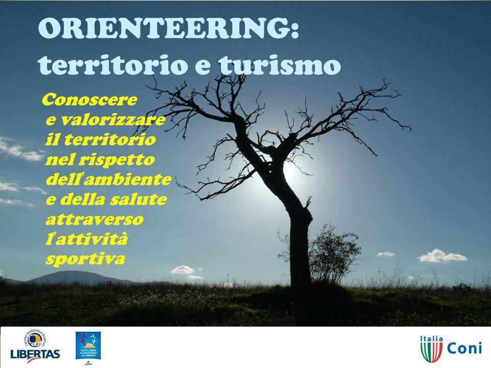 ORIENTEERING: territorio e turismo