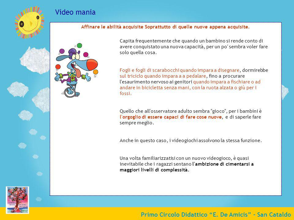 Primo Circolo Didattico E. De Amicis - San Cataldo