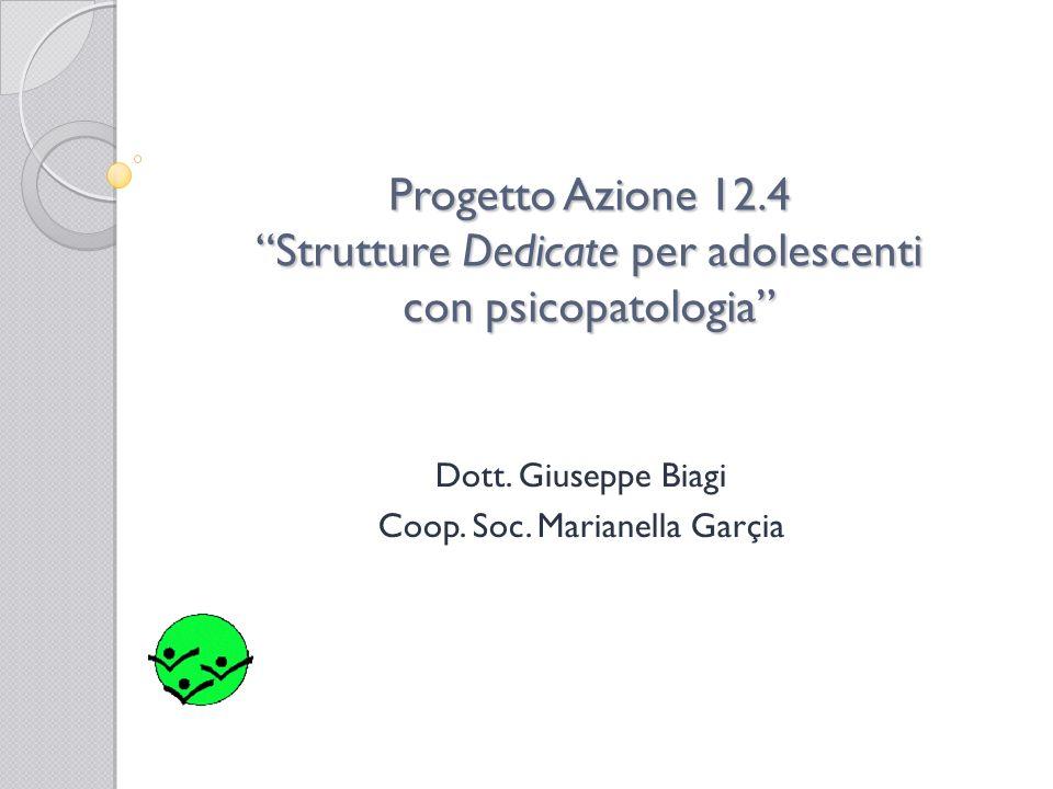 Dott. Giuseppe Biagi Coop. Soc. Marianella Garçia