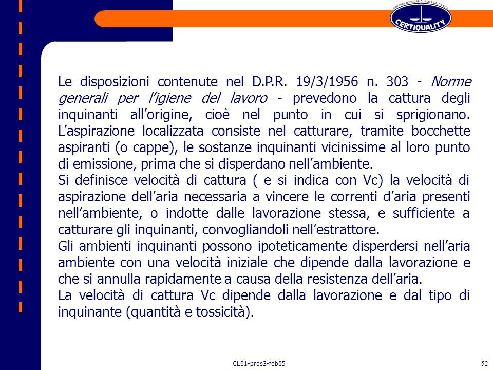 Le disposizioni contenute nel D. P. R. 19/3/1956 n