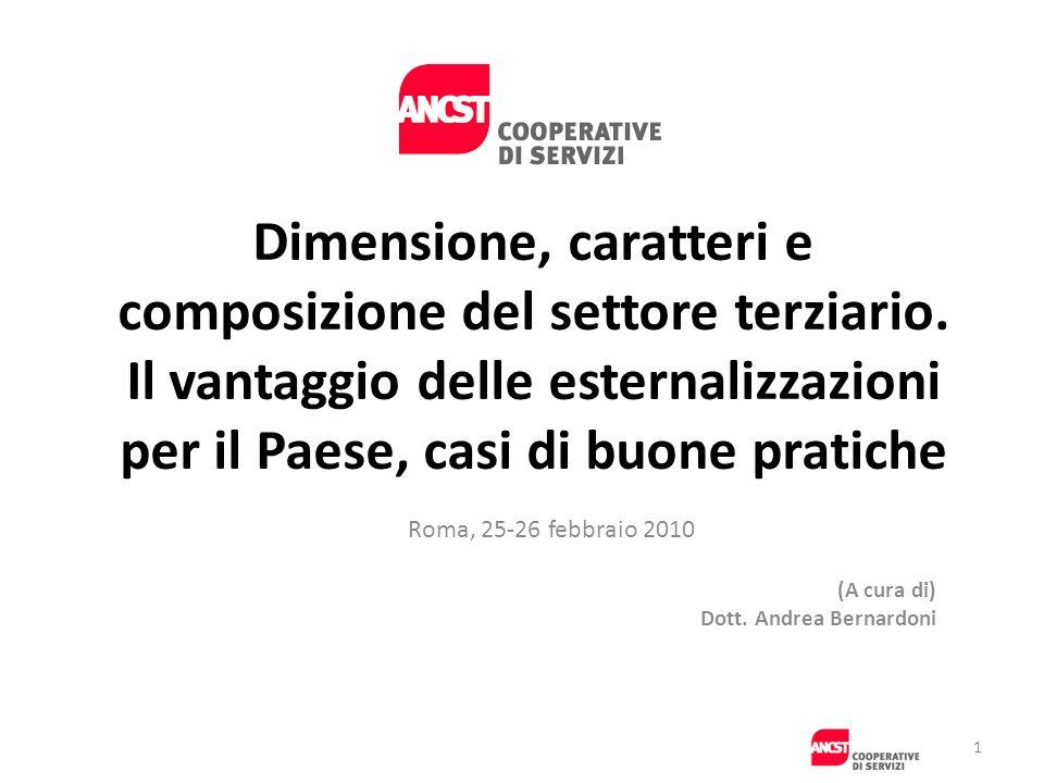 Roma, 25-26 febbraio 2010 (A cura di) Dott. Andrea Bernardoni