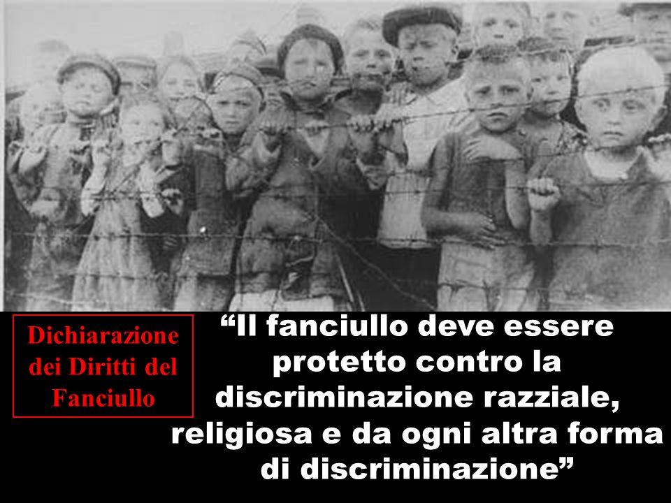 Dichiarazione dei Diritti del Fanciullo