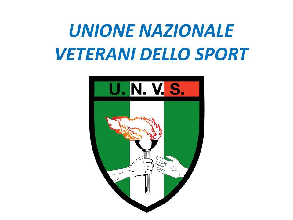 UNIONE NAZIONALE VETERANI DELLO SPORT
