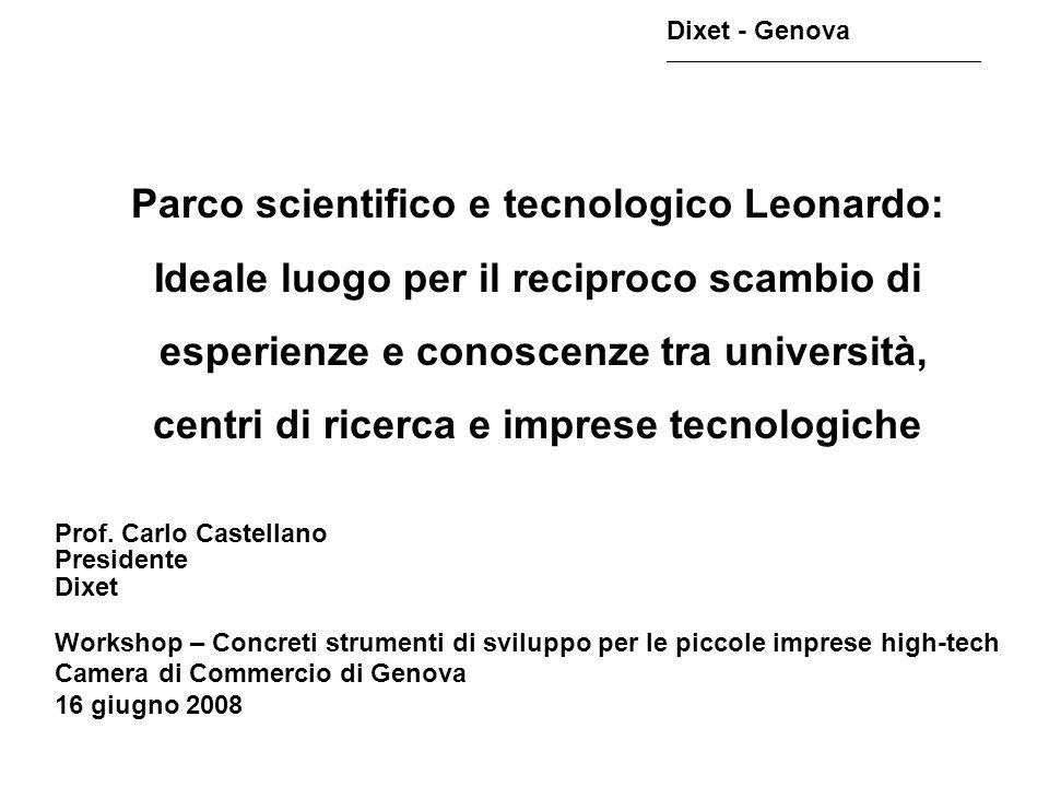 Parco scientifico e tecnologico Leonardo: