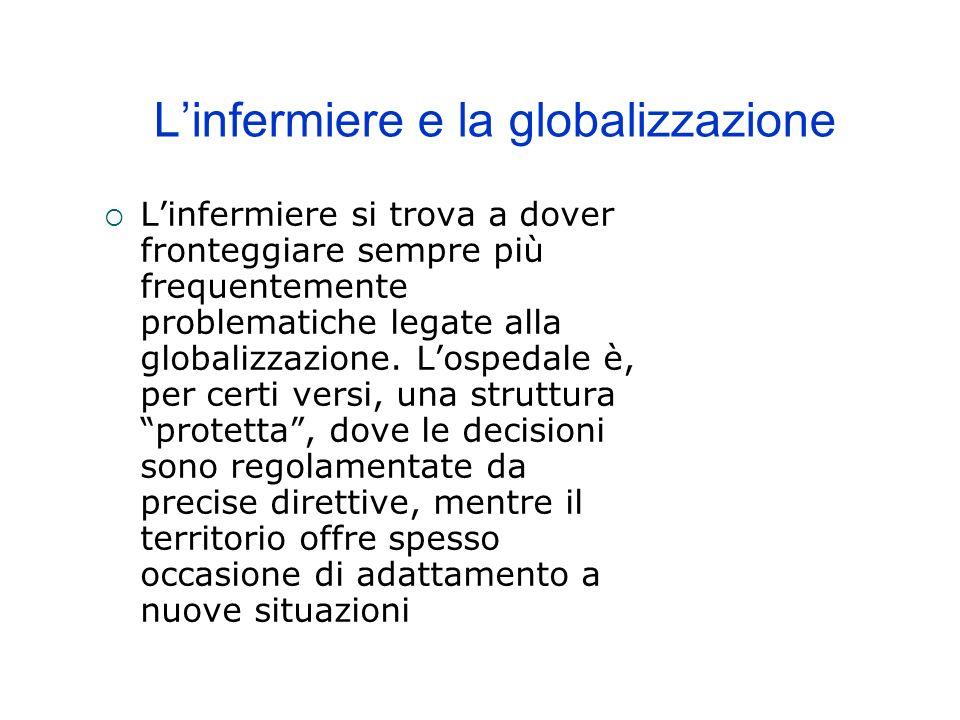 L'infermiere e la globalizzazione