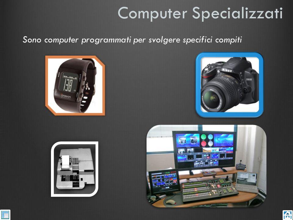 Computer Specializzati