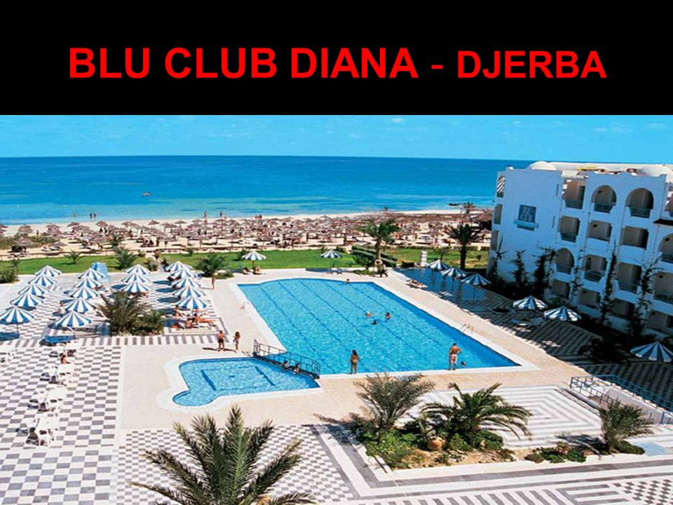BLU CLUB DIANA - DJERBA