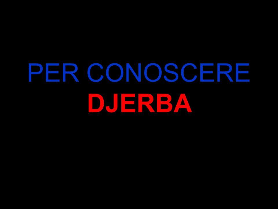 PER CONOSCERE DJERBA