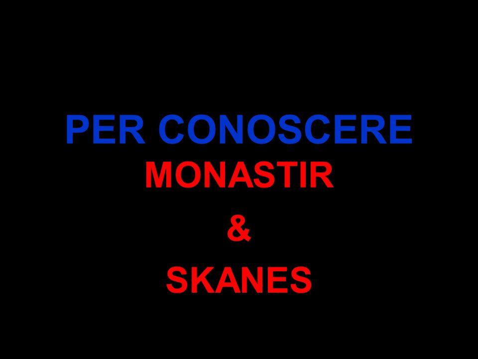 PER CONOSCERE MONASTIR