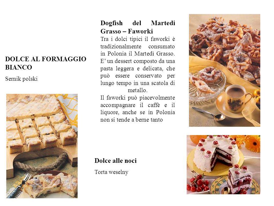 Dogfish del Martedi Grasso – Faworki
