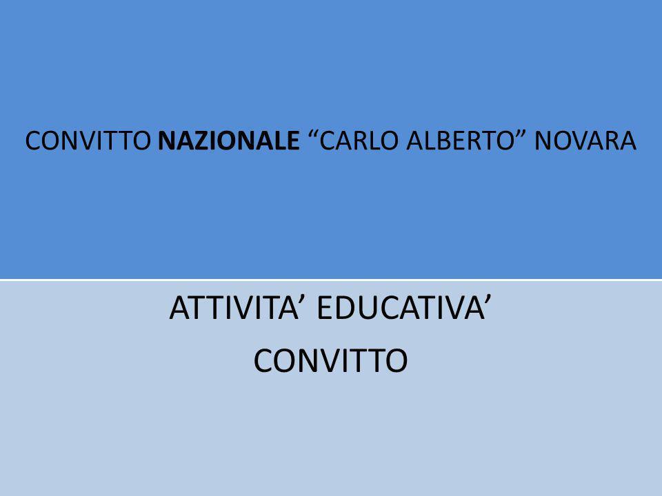 CONVITTO NAZIONALE CARLO ALBERTO NOVARA