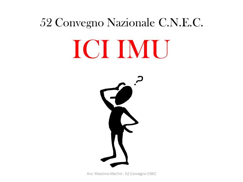 52 Convegno Nazionale C.N.E.C.