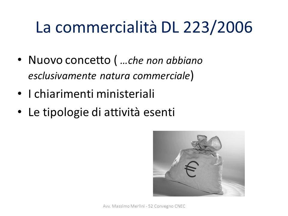 Avv. Massimo Merlini - 52 Convegno CNEC