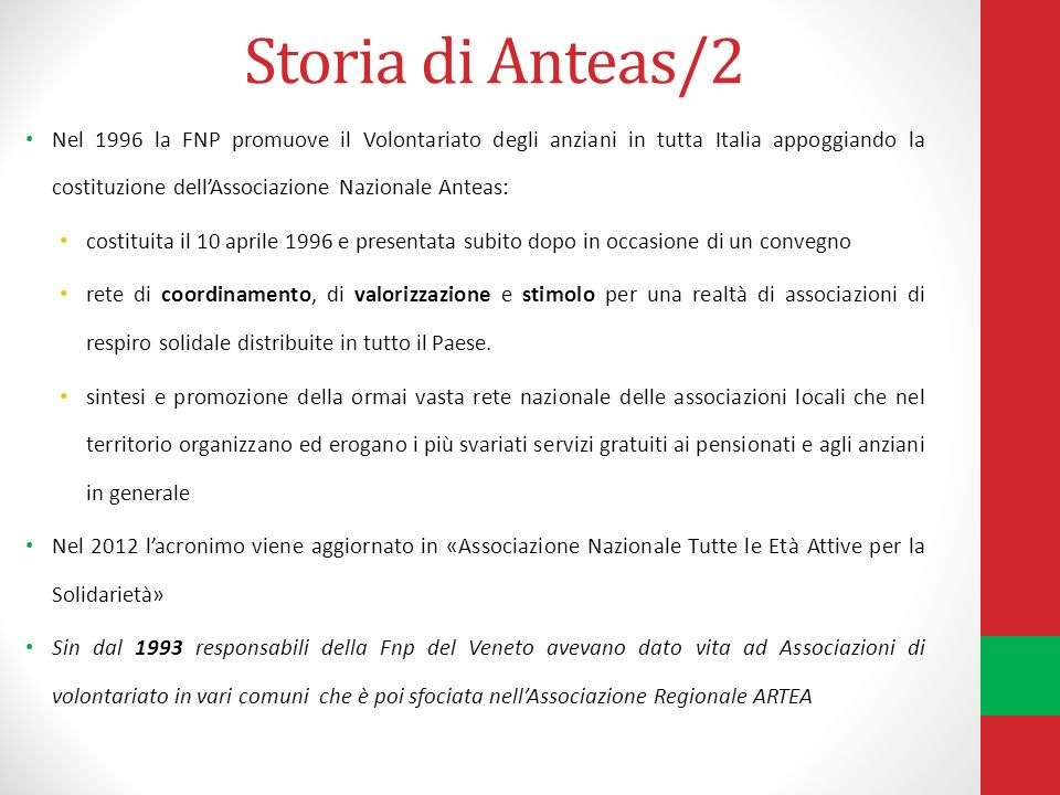 Storia di Anteas/2