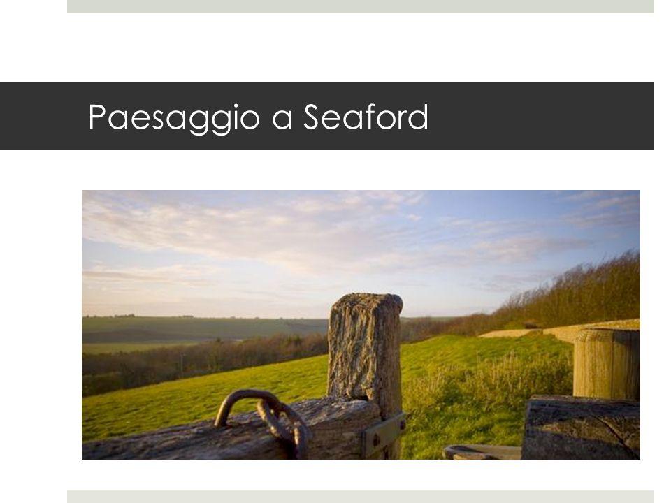 Paesaggio a Seaford