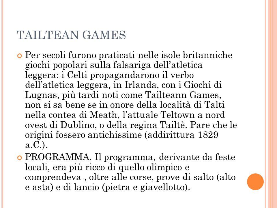 TAILTEAN GAMES