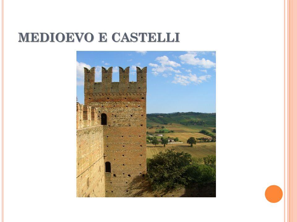 MEDIOEVO E CASTELLI