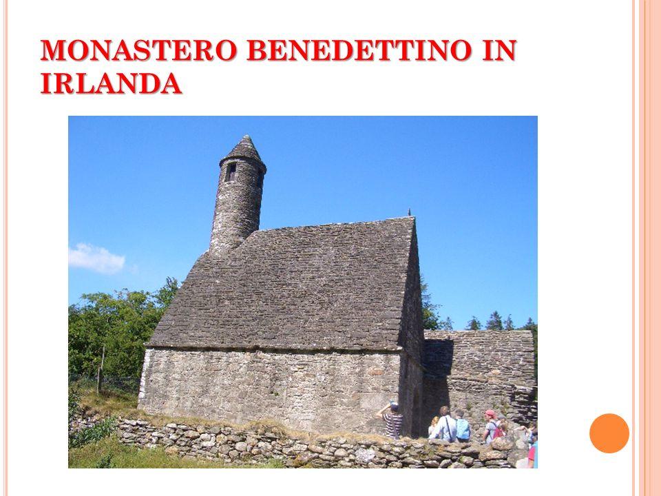 MONASTERO BENEDETTINO IN IRLANDA