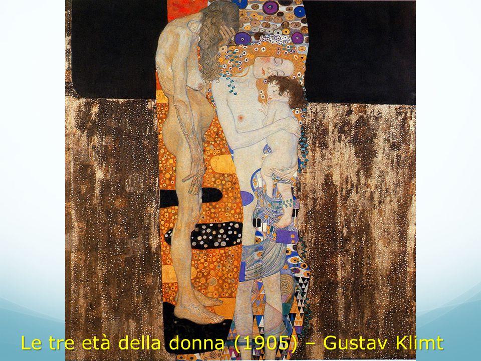 Le tre età della donna (1905) – Gustav Klimt