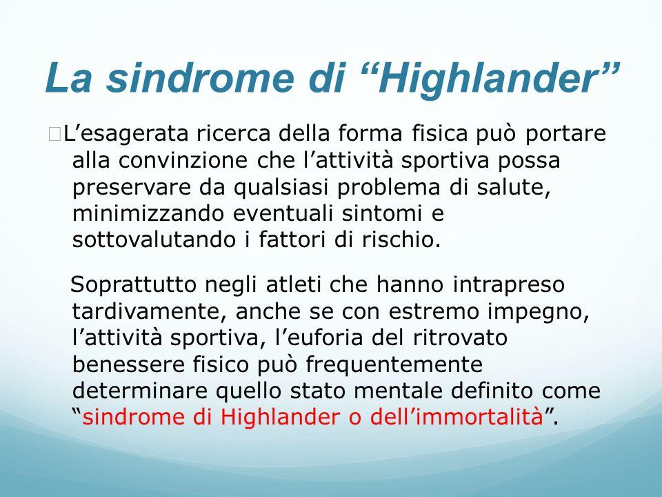 La sindrome di Highlander