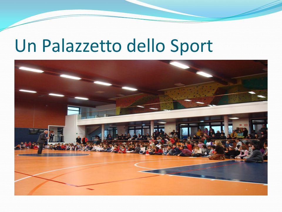 Un Palazzetto dello Sport