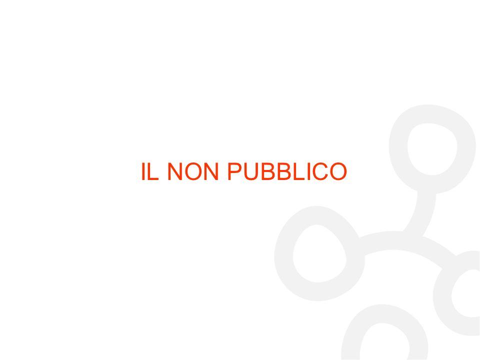 IL NON PUBBLICO 18