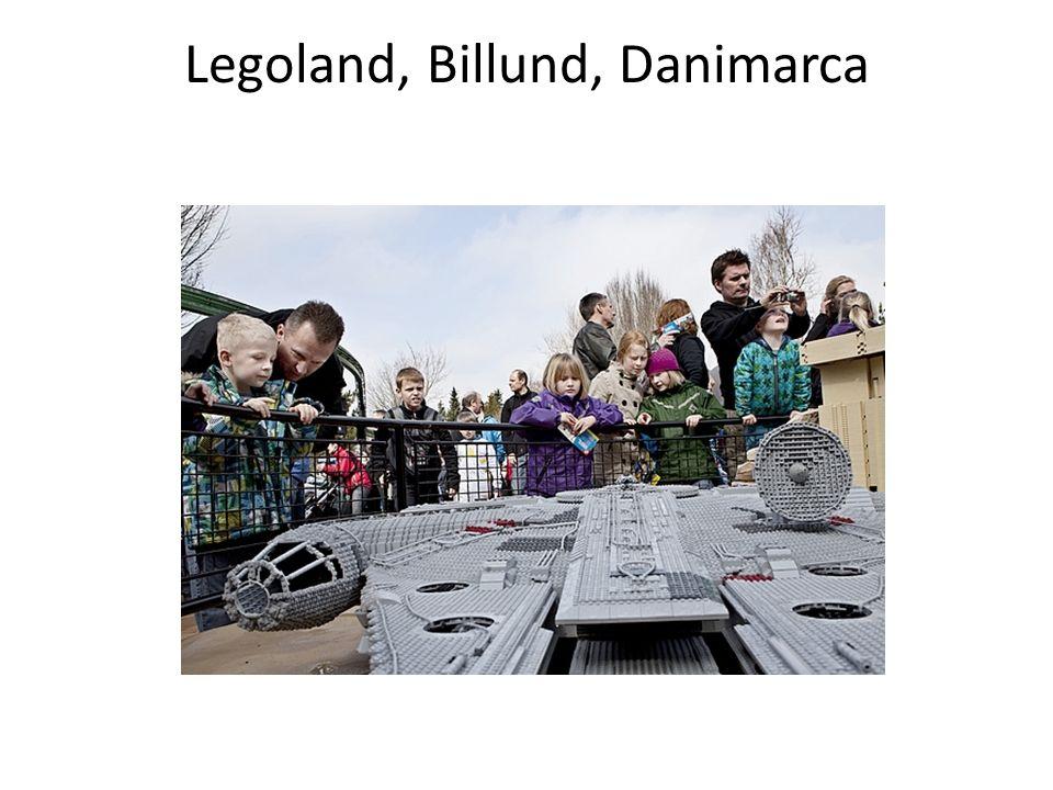 Legoland, Billund, Danimarca