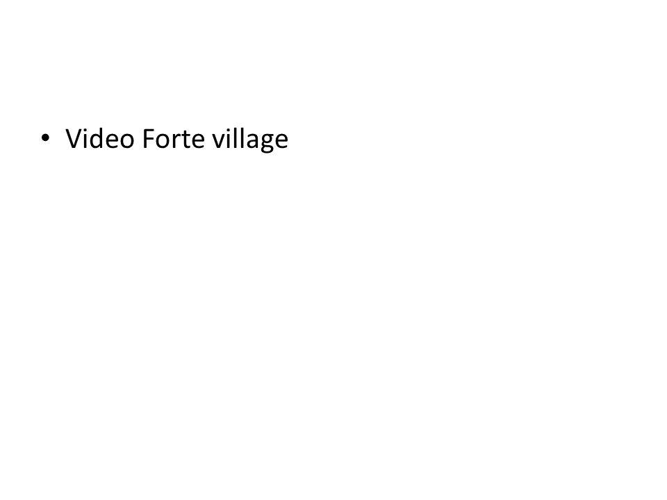 Video Forte village