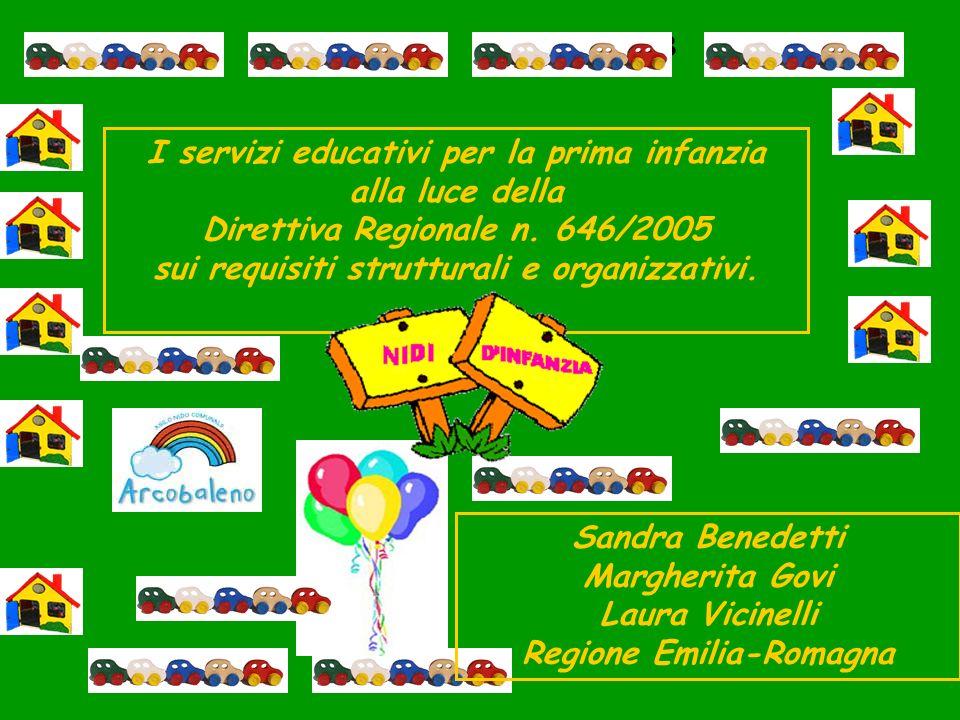 I servizi educativi per la prima infanzia alla luce della