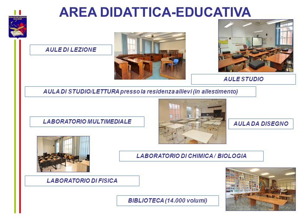 AREA DIDATTICA-EDUCATIVA