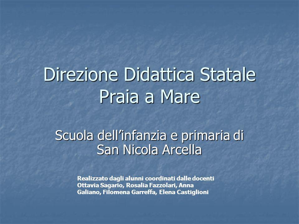 Direzione Didattica Statale Praia a Mare