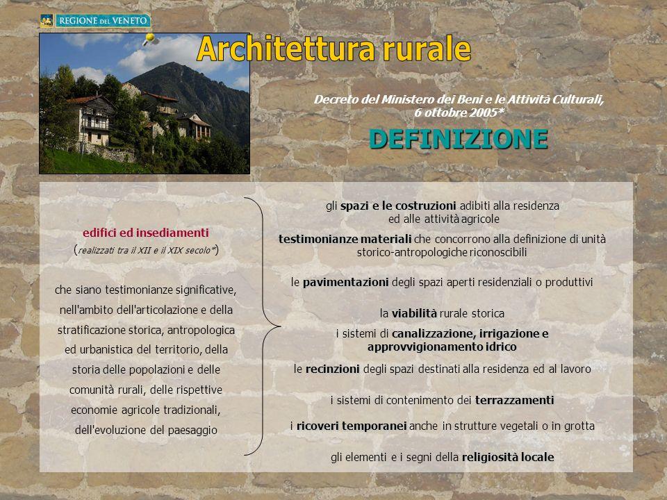 Decreto del Ministero dei Beni e le Attività Culturali,