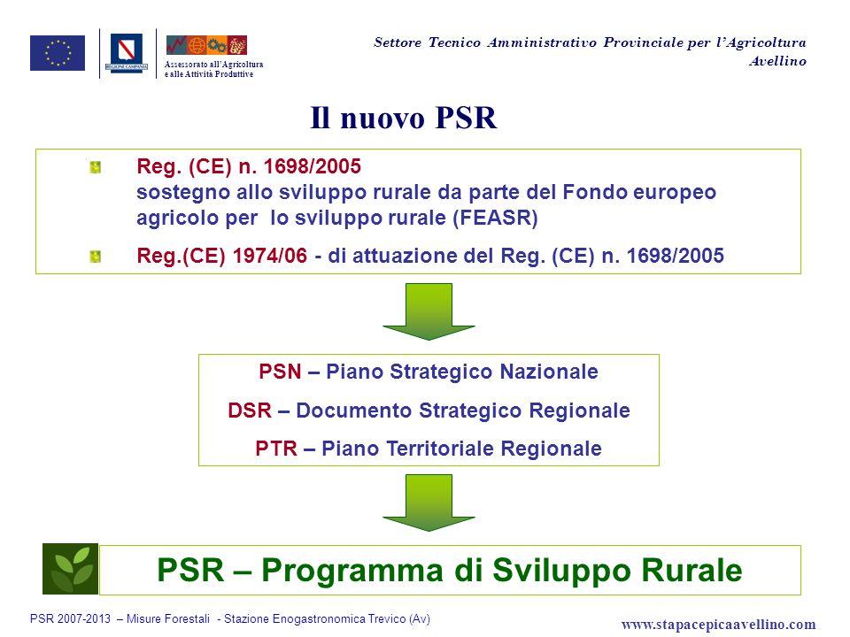 PSR – Programma di Sviluppo Rurale