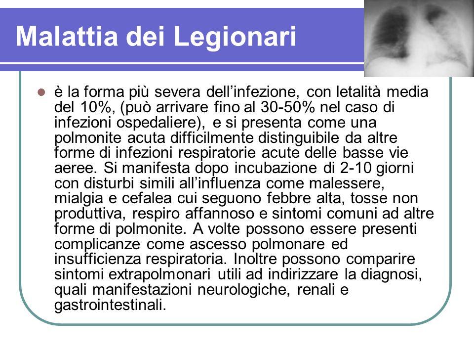 Malattia dei Legionari
