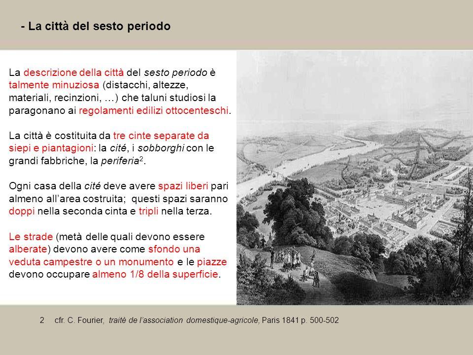 - La città del sesto periodo
