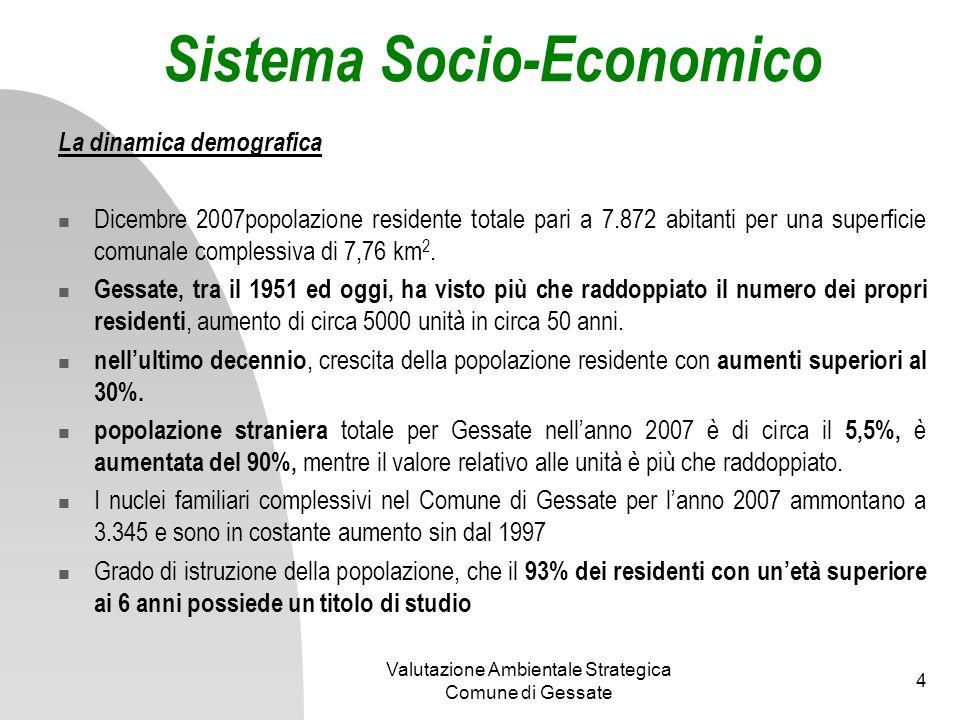 Sistema Socio-Economico