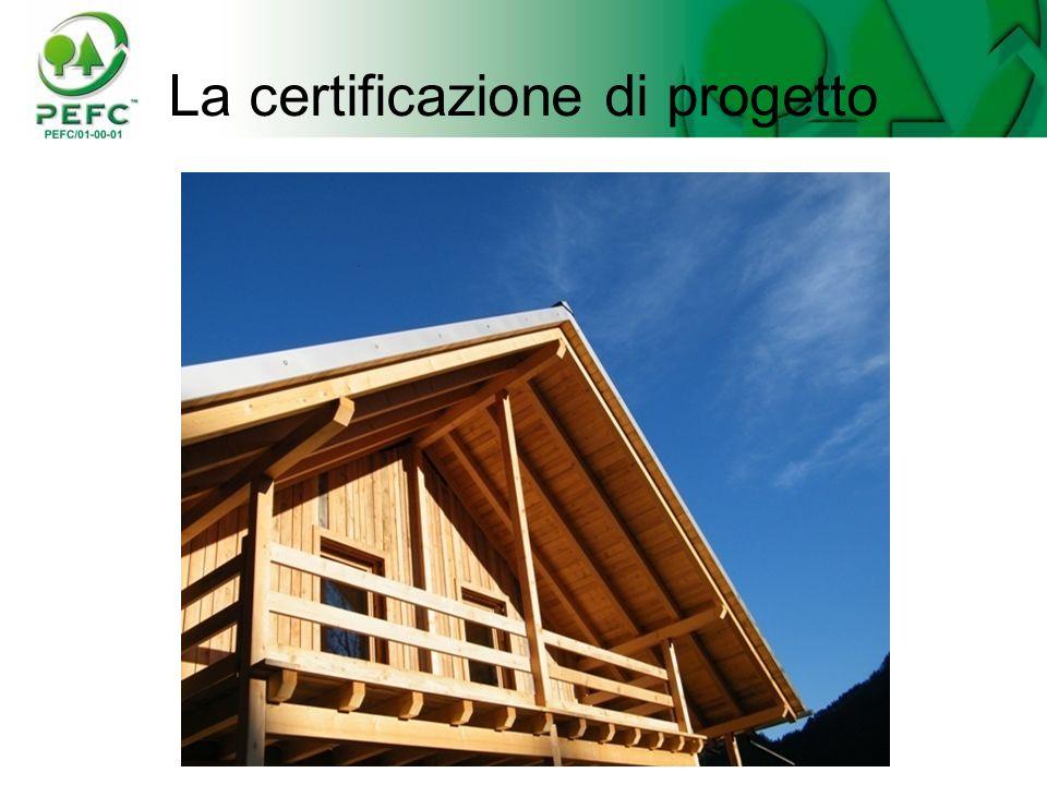 La certificazione di progetto