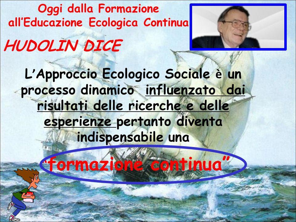 all'Educazione Ecologica Continua formazione continua