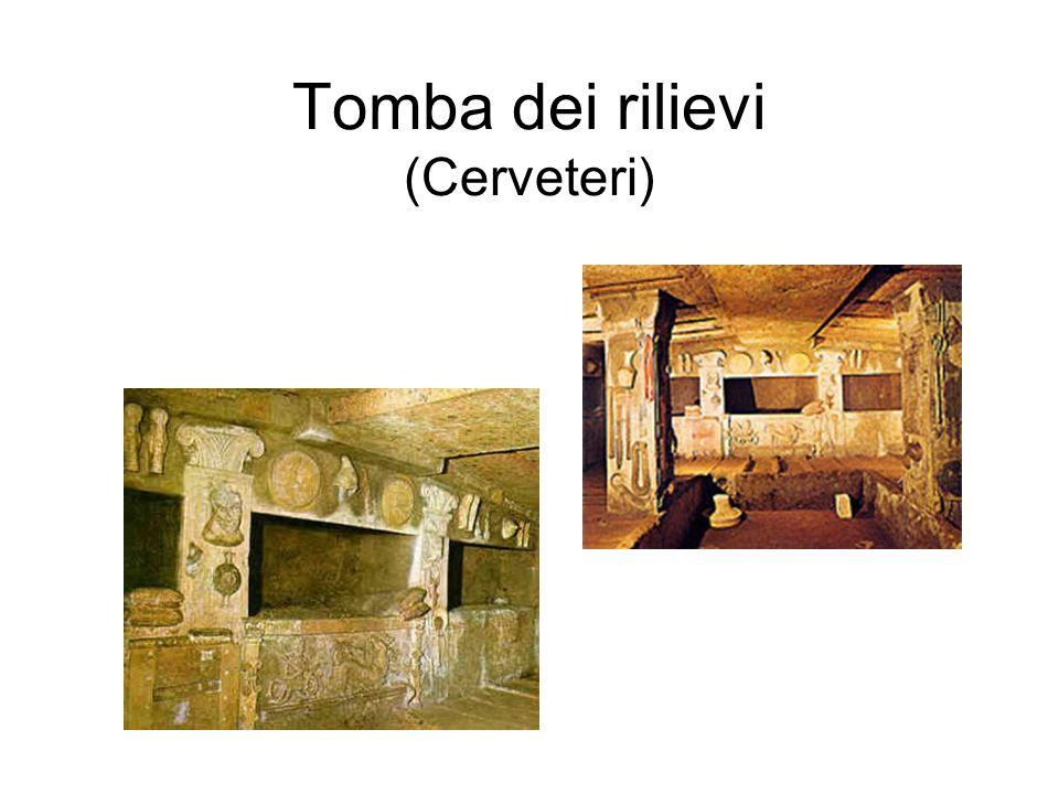 Tomba dei rilievi (Cerveteri)