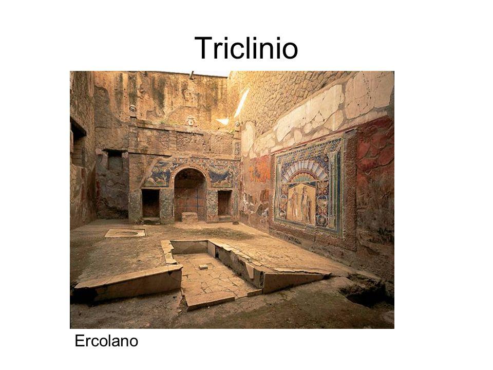 Triclinio Ercolano