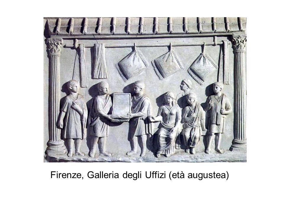 Firenze, Galleria degli Uffizi (età augustea)