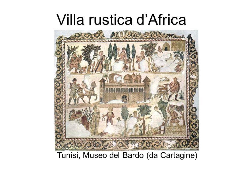 Villa rustica d'Africa
