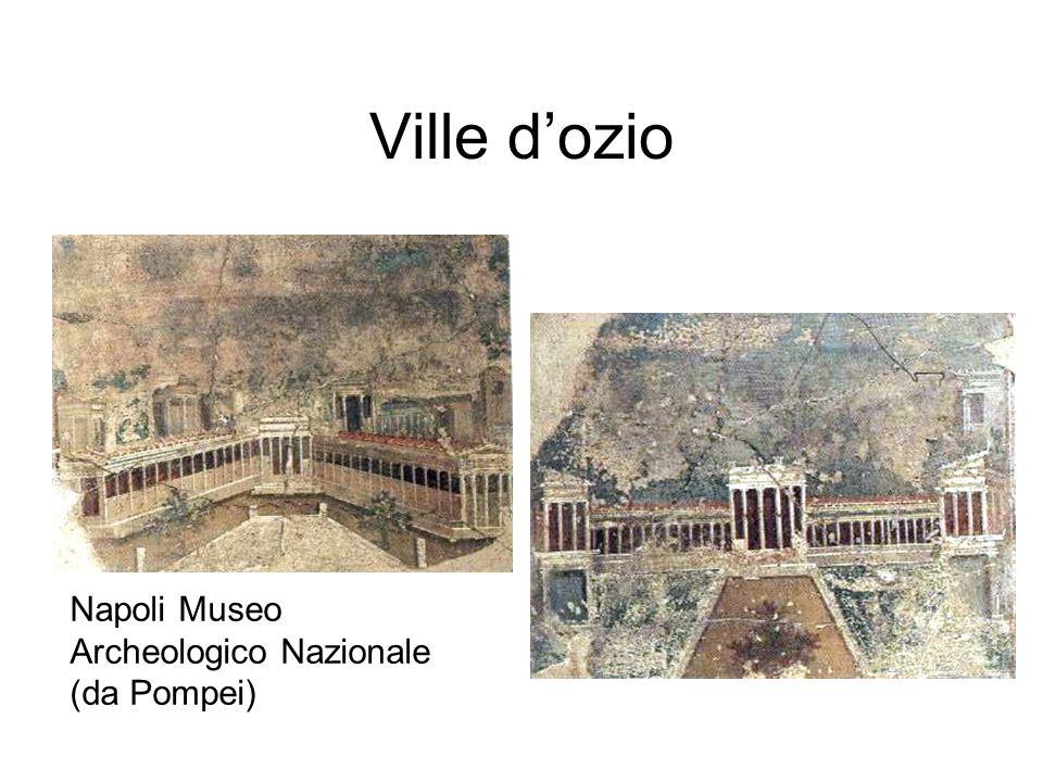 Ville d'ozio Napoli Museo Archeologico Nazionale (da Pompei)