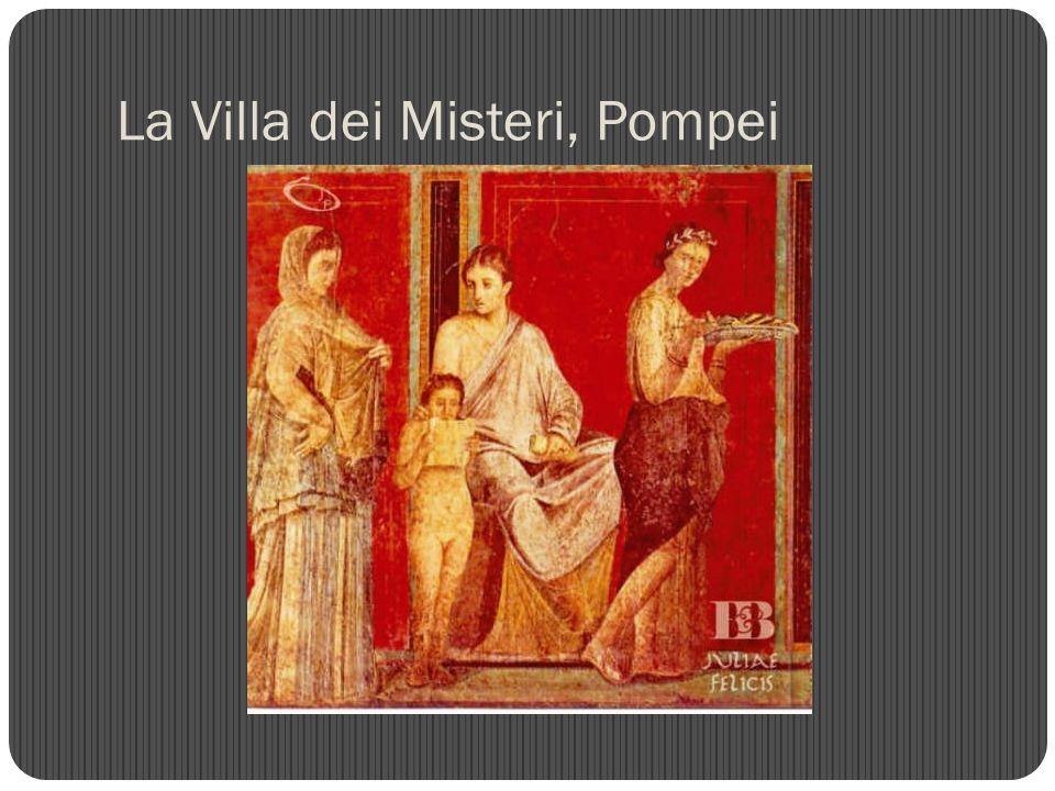 La Villa dei Misteri, Pompei