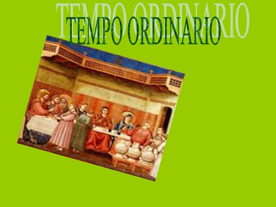 TEMPO ORDINARIO