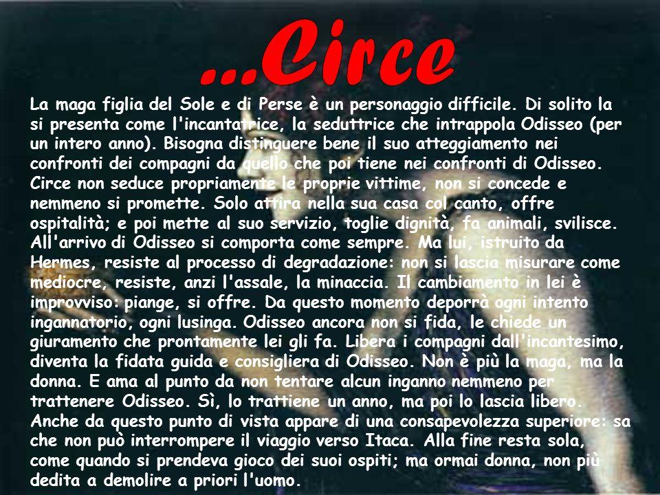 ...Circe
