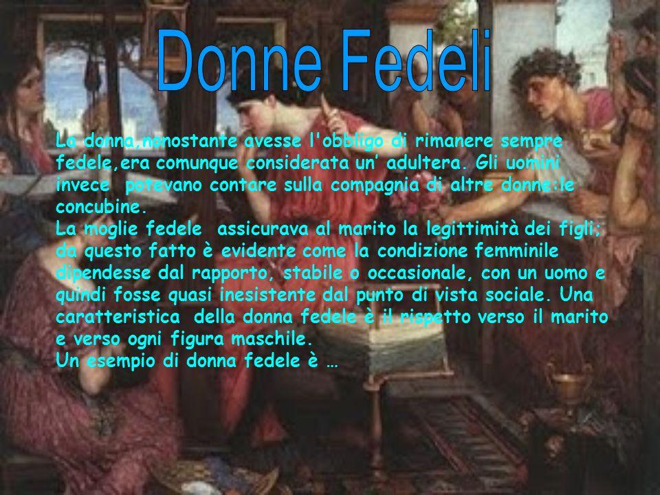 Donne Fedeli