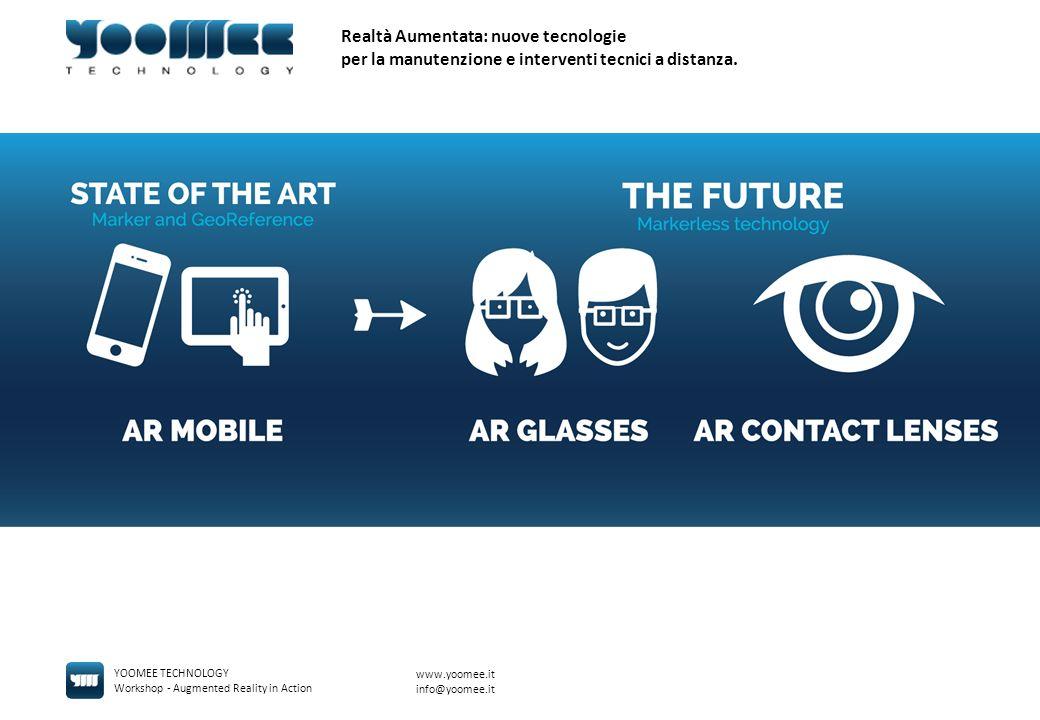 Realtà Aumentata: nuove tecnologie