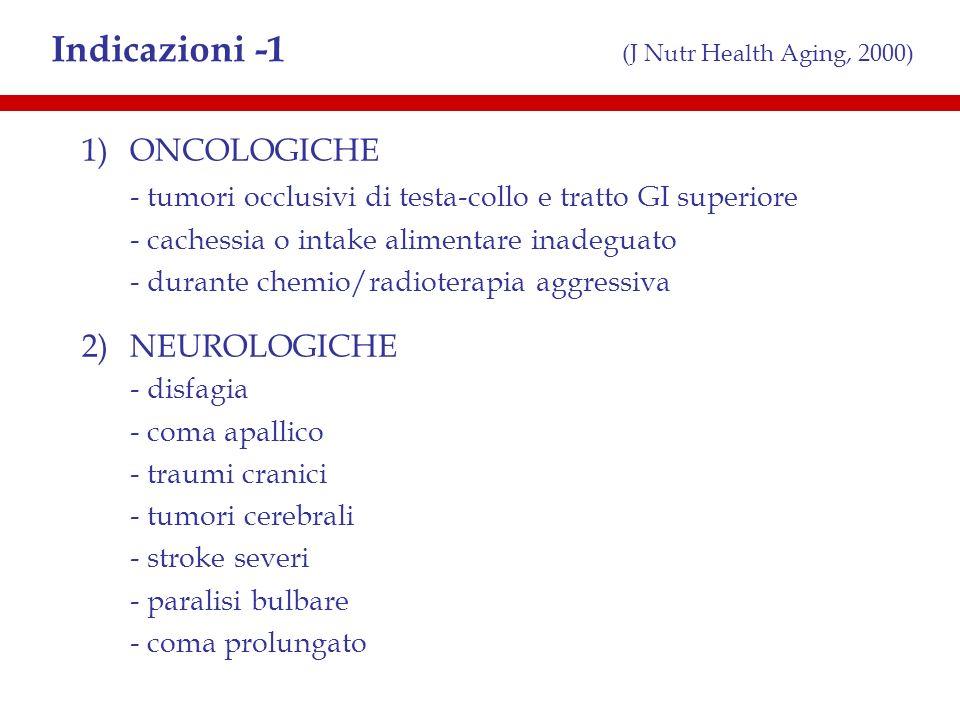 Indicazioni -1 (J Nutr Health Aging, 2000)