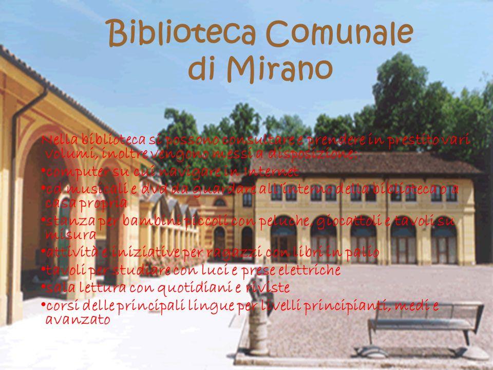 Biblioteca Comunale di Mirano
